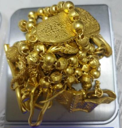 湖州黄金回收